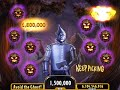 """WIZARD OF OZ: FACES IN THE FOREST Video Slot Casino Game with """"BIG WIN"""" PICK  BONUS"""