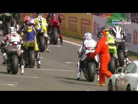 #1 (HD) Pirelli National Superstock 1000 Championship - Brands Hatch - 2013