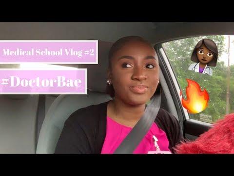 #doctorbae- -first-full-week-of-medical-school-vlog