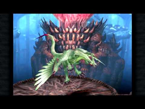Final Fantasy IX (PC) Boss #32 Silver Dragon