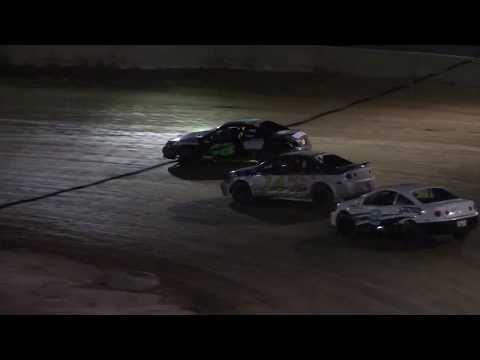 Old Bradford Speedway Mini Stock Feature 8-5-18