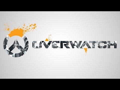 Overwatch первая игра