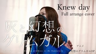 Knew day(K)NoW_NAME - 灰と幻想のグリムガルOP Full arrange cover by HINA
