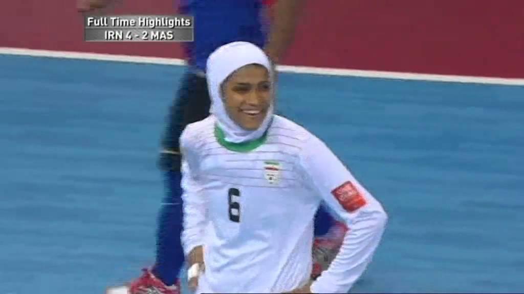 VIDEO – Nessuno meglio di loro a futsal! Lo spettacolo della Nazionale iraniana femminile