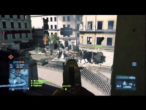 Battlefield 3 Gameplay [HD|German] [ONLINE|MULTIPLAYER] - Part 1