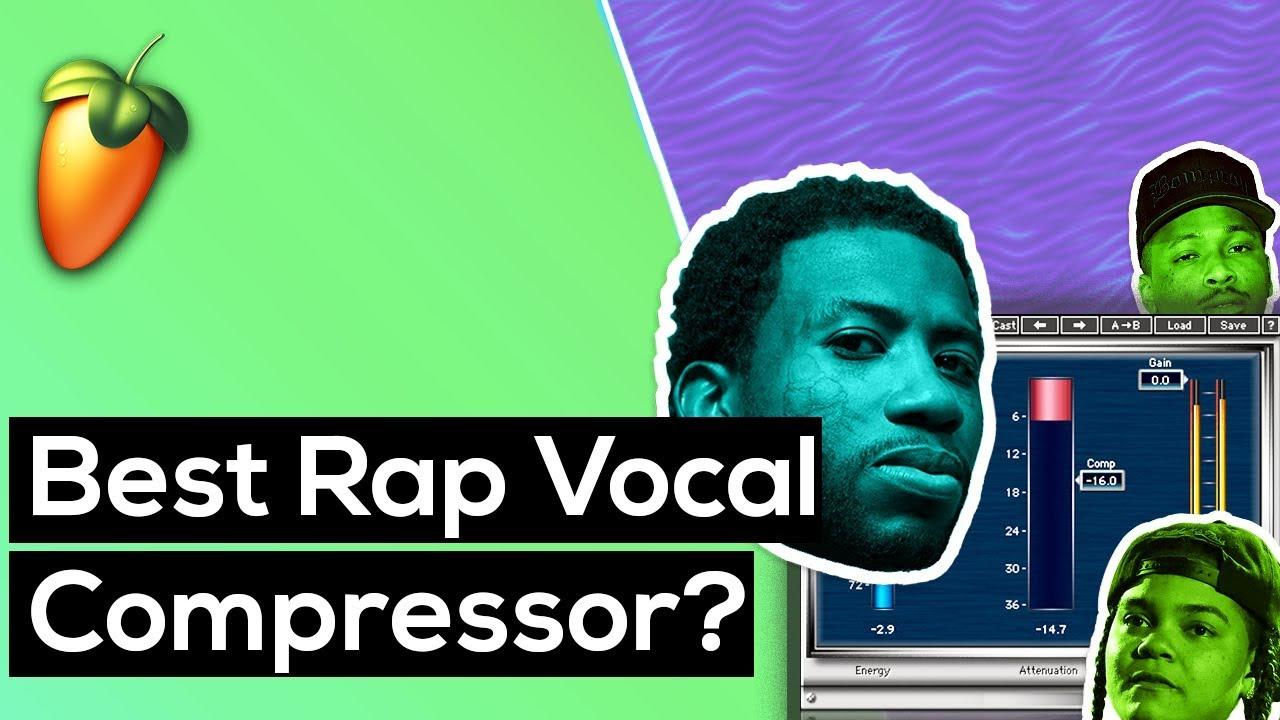 Best Compressor For Rap Vocals (EASY STUFF) Waves RVox
