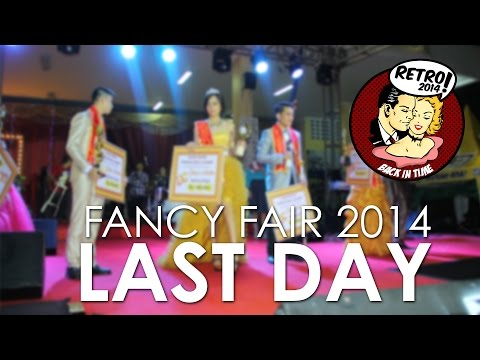 Fancy Fair 2014 - Last Day