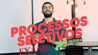Processo Seletivo Na Prática - Uma Websérie em Parceria com a Exame.com