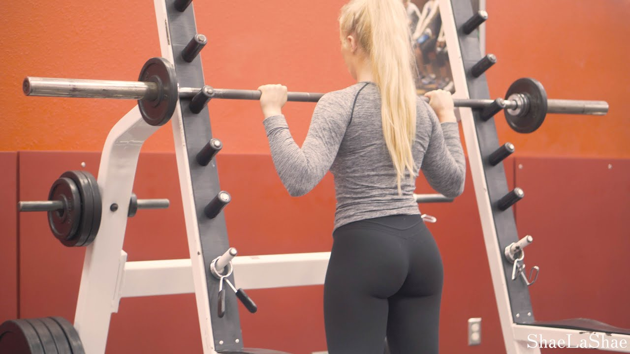 Shaelashae Full Upper Body Workout Amp Full Leg Workout