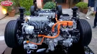 Тест-драйв KIA Niro Hybrid