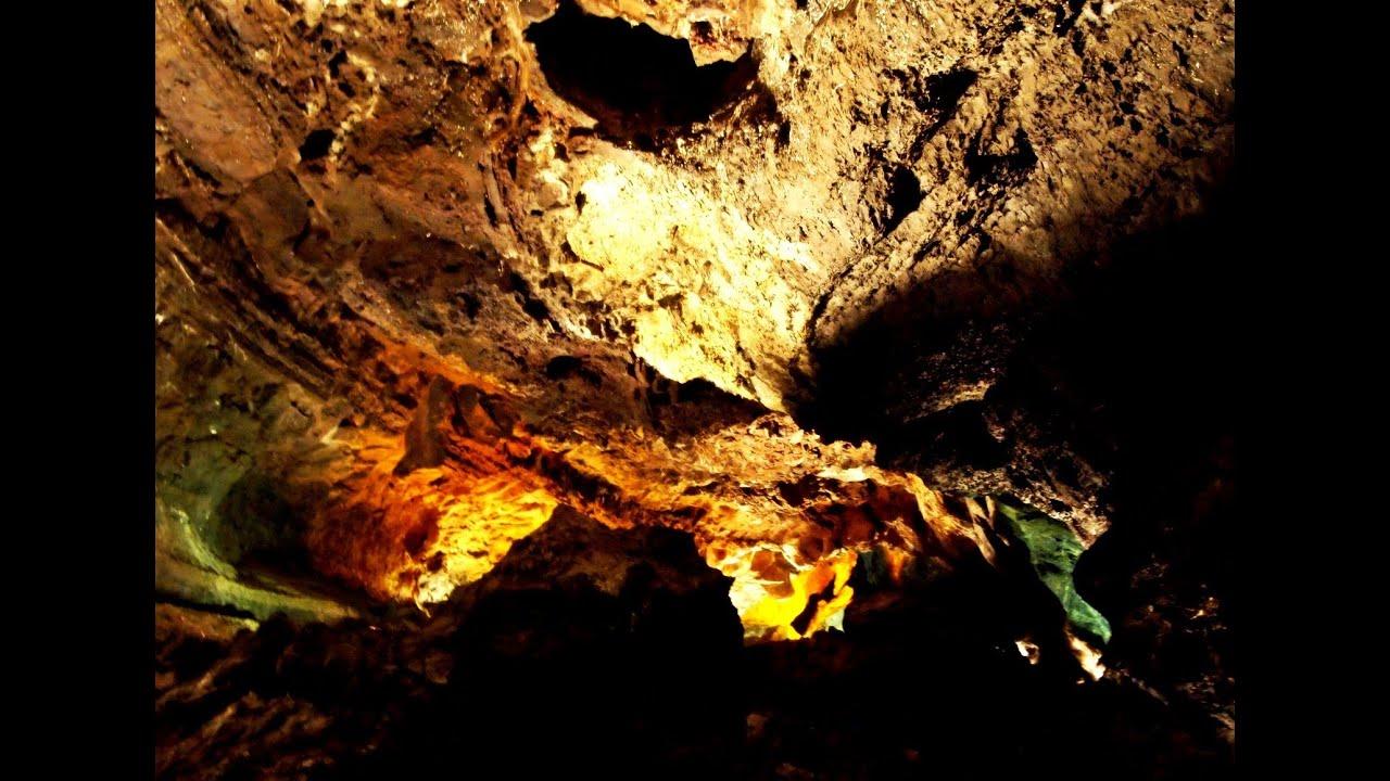 Cueva De Los Verdes Lanzarote. - YouTube