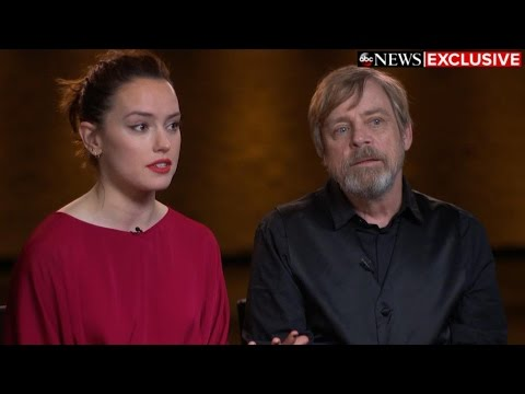Thumbnail: What Mark Hamill, Daisy Ridley say new 'Star Wars: The Last Jedi' trailer might reveal
