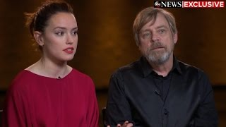 What Mark Hamill, Daisy Ridley say new 'Star Wars: The Last Jedi' trailer might reveal
