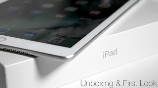 NEW Apple iPad (5th Gen): Unboxing & Review