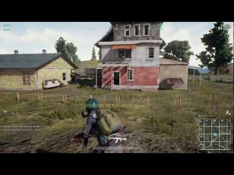 FIRST TIME PLAYING PLAYERUNKNOWN'S BATTLEGROUNDS
