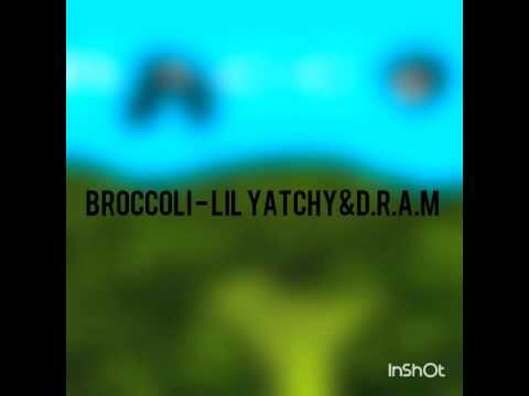 Broccoli   Lil Yatchy and D R A M Clean