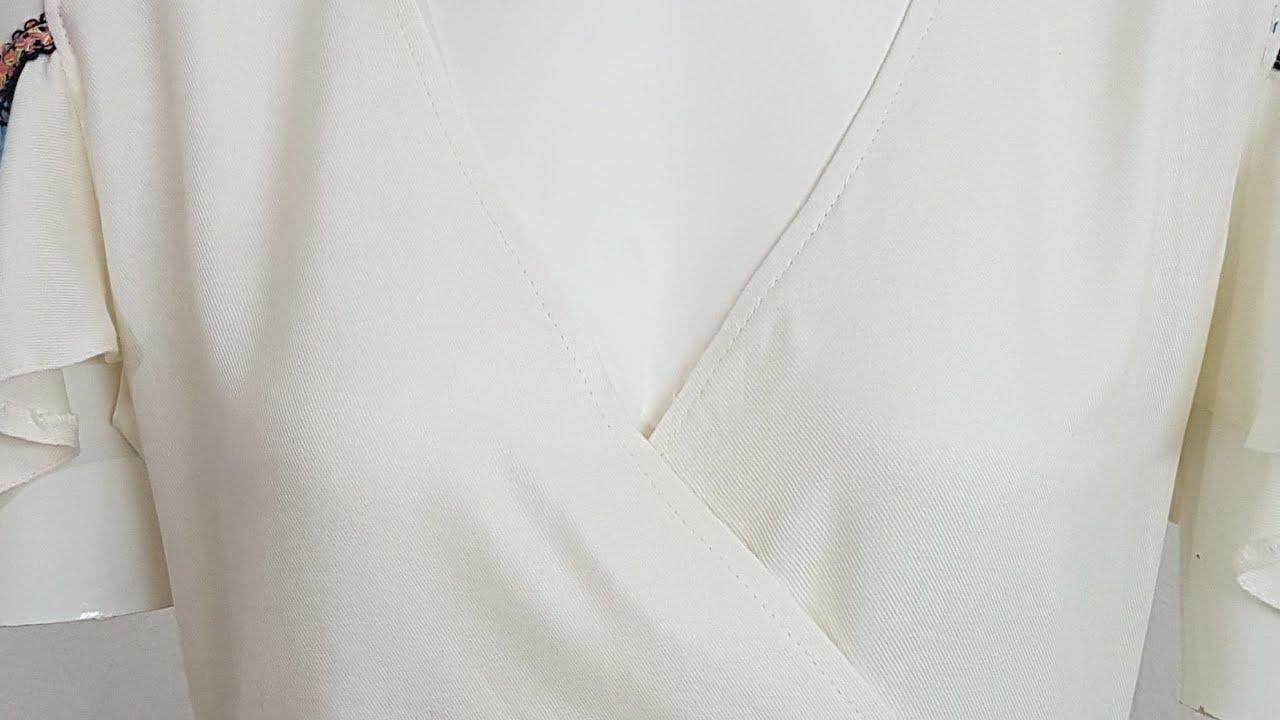 تفصيل الكاشكور😇تقنيات تسهل الخياطة على المبتدئات😉لاتنسو لي جام🌹البارطاج🌹