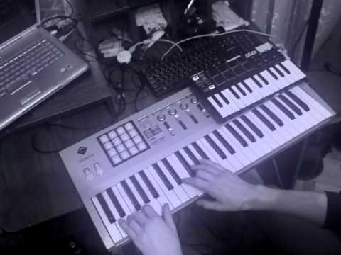 Black Celebration Instrumental Cover(Depeche Mode Song)