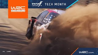 WRC Tech Month 2020: Altitude