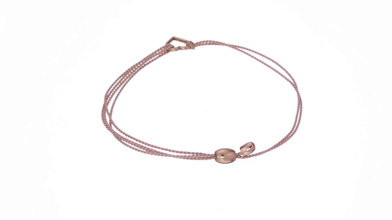 Alex And Ani Kindred Cord Red Heart Light Pink Rose Bracelet Sku 8742075