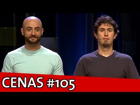 IMPROVÁVEL - CENAS IMPROVÁVEIS #105