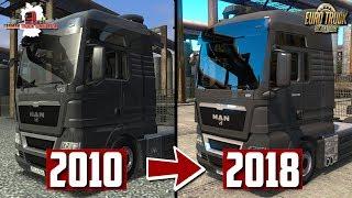 German Truck Simulator VS Euro Truck Simulator 2  | Toast 🚚