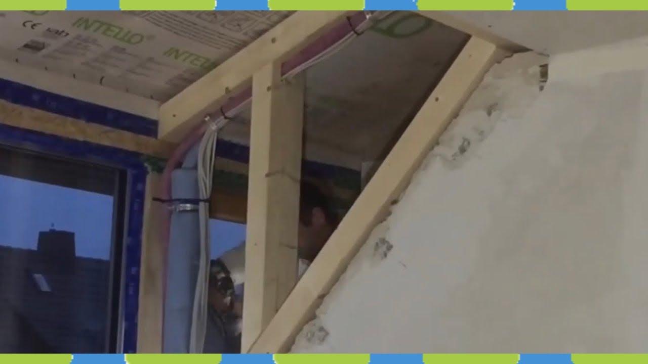 Gipskarton verputzen rotband wohn design - Gipskartonplatten an wand anbringen ...