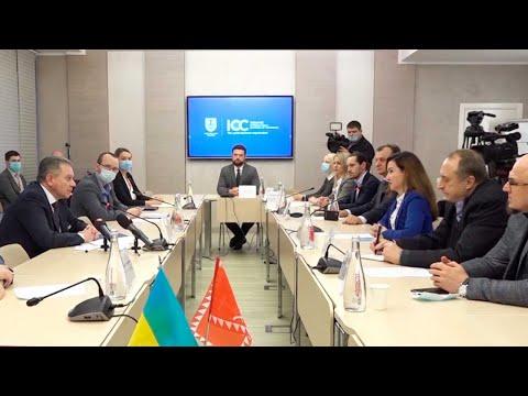 Телеканал ВІННИЧЧИНА: Міжнародна Торгова Палата працюватиме у Вінниці