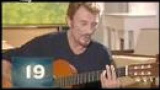Minute de Johnny Hallyday