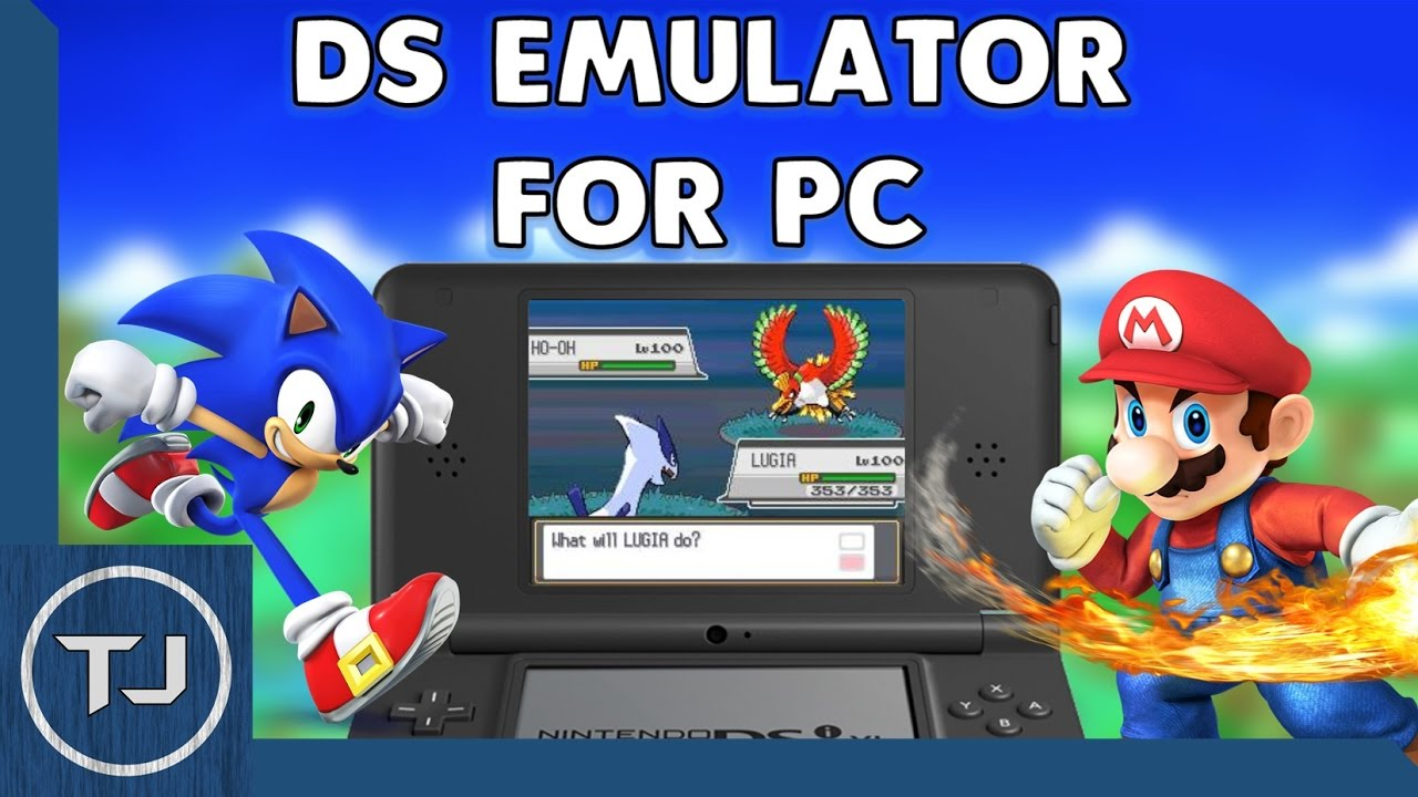 nintendo ds emulator pc download