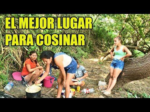 Yaki Cosina Un  Caldo de Gallina A la Orilla de el RIO 2/7