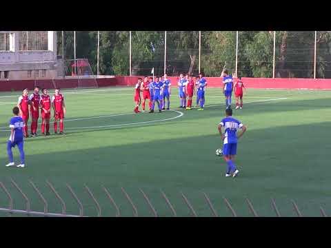 U17 Balzan 0-2 Pieta U17  preliminary game 2018