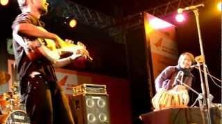 Ekla Cholo Re by Soumik Datta and Ariff Khan- At Kala Ghoda, Mumbai