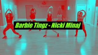 Barbie Tingz - Nicki Minaj | Dance Choreography by Monica Becker
