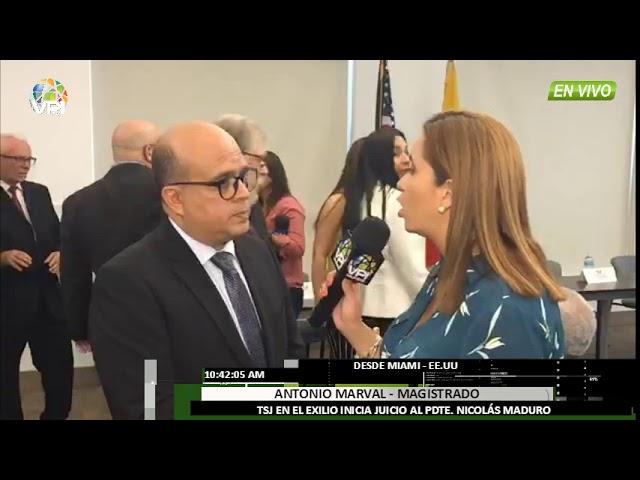 EE.UU - Inician preparativos del juicio a Maduro - VPItv