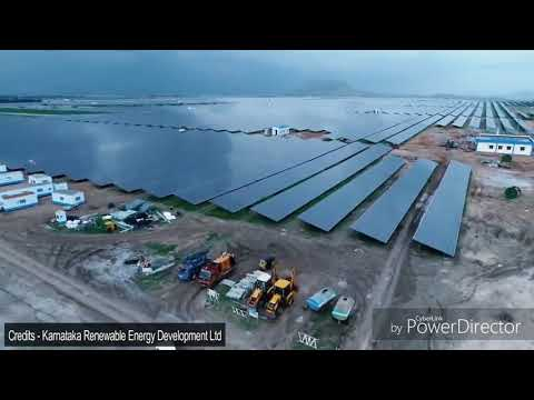 World's largest solar power park | karnataka | 2000 MW ( 2GW)