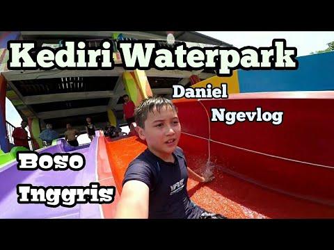 KEDIRI Waterpark. Jawa Timur.
