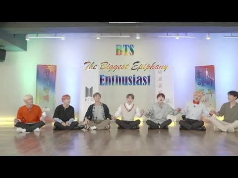 BTS Being Epiphany No.1 Fanboys