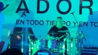 Evan Craft Ft Abraham Osorio- Gracia Sin Fin  Live
