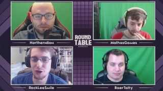 The Roundtable Podcast - 9/4/2015 - Episode 16