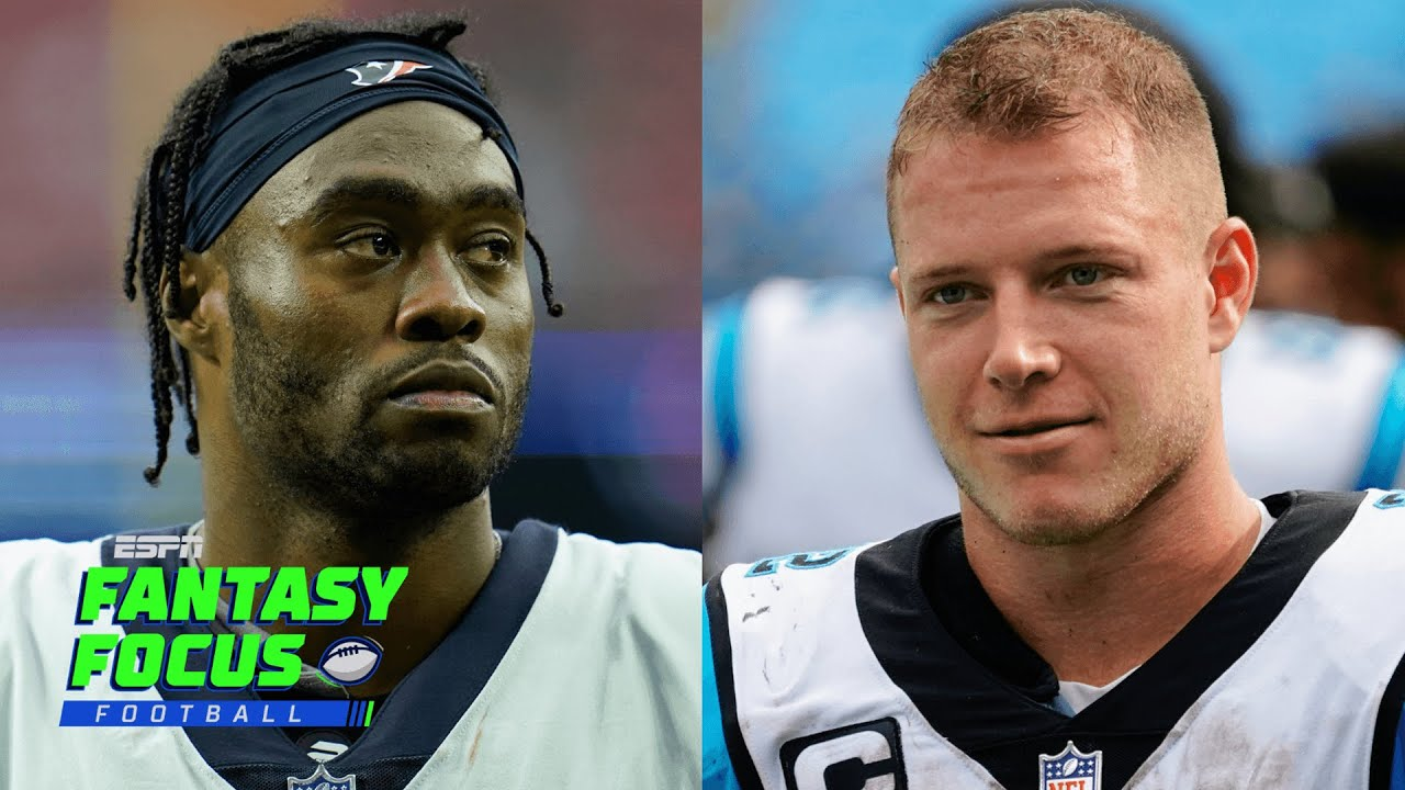 Download Breaking down key matchups in Panthers vs. Texans and ranking top WRs   Fantasy Focus