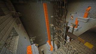 Servern som inte har något namn ännu! #1 (Vanilla Minecraft Parkour)