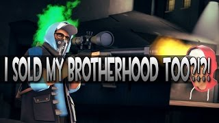 I Sold My Scorching Brotherhood of Arms Too! Working Towards Goals! (TF2 Trading Commentary)