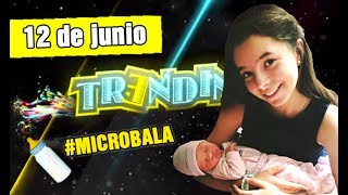 TRENDING 12 JUNIO -  TODO LO QUE PASÓ EN EL CLUB MEDIA FEST,  LA MICRO BALA YA NACIÓ Y MÁS.
