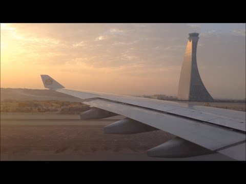 A330 Etihad Airways - Beijing to Abu Dhabi - FULL FLIGHT