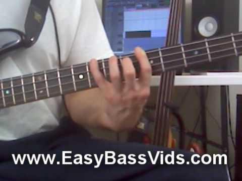 La Grange Shuffle Groove By ZZ Top For Bass