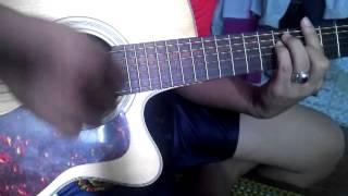 noi dau ngu tri - guitar ( đơn giản)
