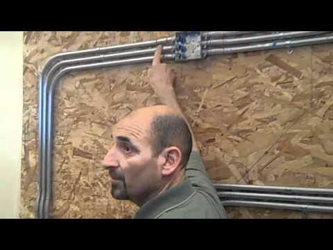 Instrucci n sobre doblaje de tubo instituto monterrosa - Tuberia para instalacion electrica ...
