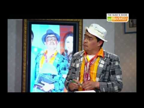 "Hernán Dario Gomez ""Bolillo"" en The Suso's Show"