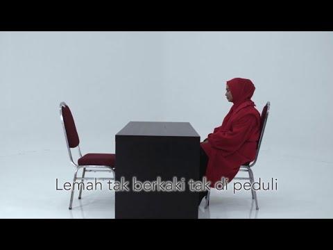 AINA ABDUL - SEMALAM (OFFICIAL LYRIC VIDEO)